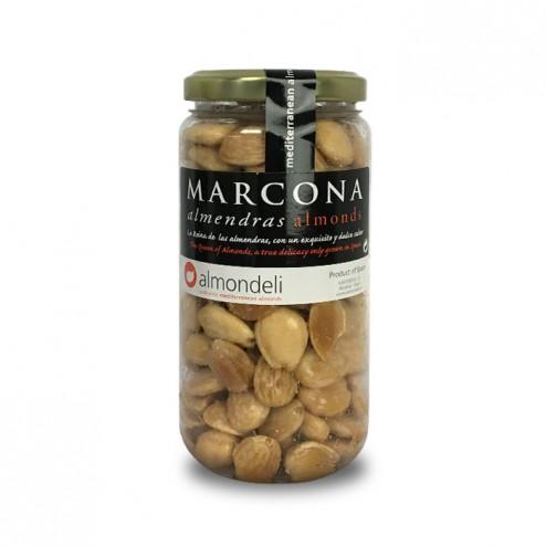 Amandes Marcona - Emondées, frites et salées
