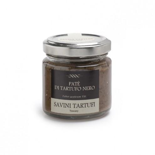 SAVINI - Paté de Truffes Noires