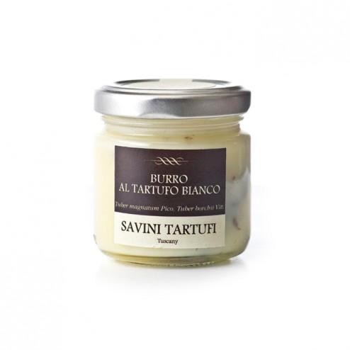 SAVINI - Beurre à la Truffe Blanche