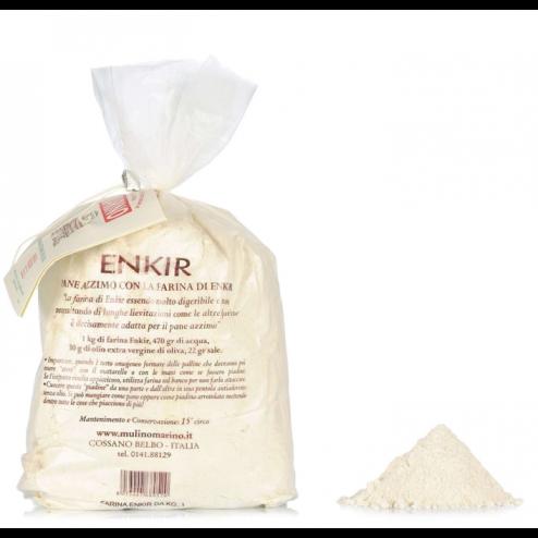 Farine biologique de petit épautre Enkir