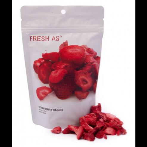 FRESH AS - Strawberry Slice - 22gr