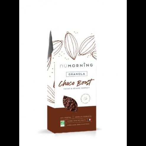 Granola biologique   Cacao et sésame