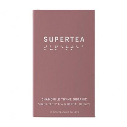 Supertea - Thé Biologique Camomille et Thym