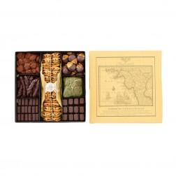 """""""Le Territoir"""" - Sélection de figues blanches, chocolat et noix"""