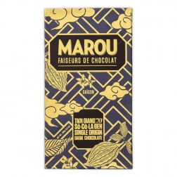 Barre Chocolat Artisanale 70% Tien Giang