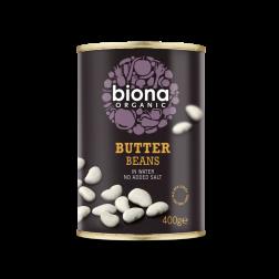 Haricots Beurre Bio - 400gr