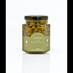 Câpres IGP à l'huile d'olive extra vierge