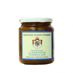 Marmelade Bio à la Clémentine de Sicile