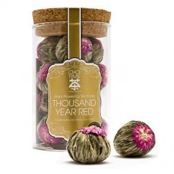 Fleur de Thé - Amarante Rouge
