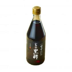 Vinaigre Noir de Riz Genmai Fuji - 500ml