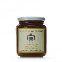 Marmelade Bio au Citron de Sicile