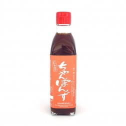 """Five Japanese Citrus Ponzu with Soy Sauce """"Champonzu"""" - 300ml"""