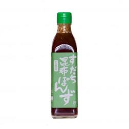 Sauce de soja Marusho Sudachi Konbu-zu Ponzu - 300ml