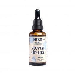 Stevia Drops - Naturel 0 kcal - 50cl