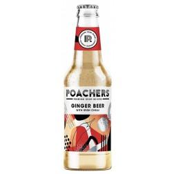 "Soda ""Ginger Beer"" au Gingembre et au Chili Irlandais - 200ml"