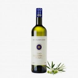 Huile d'olive extra vierge de Sassicaia 750cl