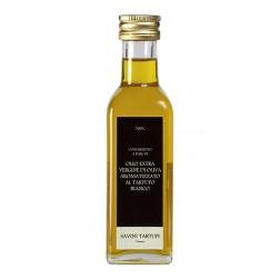 SAVINI - Huile d'Olive Vierge Extra à la Truffe Blanche