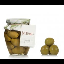 Olives | Cerignola verte grande (avec fosse) - Pot de 550gr