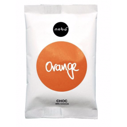 Nobo Chocolate Button I Dairy FREE Orange - pcs