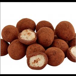 Perles de noix de macadamia enrobées de chocolat - 600gr